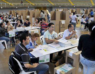 Medidas de seguridad para las elecciones