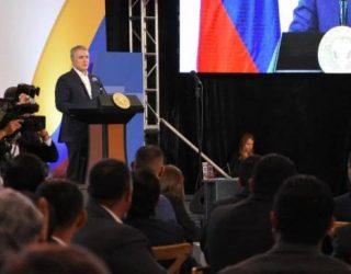 """""""Queremos una conversación absolutamente plural"""": Duque sobre Diálogo Nacional"""