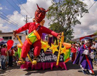Carnaval de Pubenza: toda una fiesta para Popayán