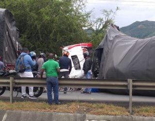 Jornada trágica en vías de Valle y Cauca