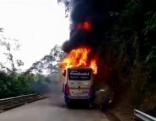 Temor entre transportadores de vía Chocó – Risaralda por presencia del ELN