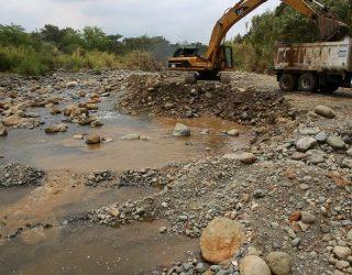 ¡Buena noticia para río Pance!: revocan licencia de explotación minera