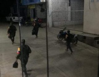 Temor en corregimientos de Argelia por presencia de grupos armados