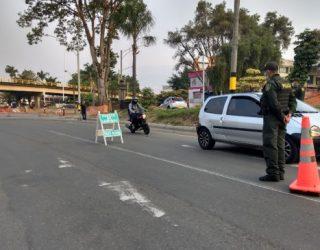 Más de 2.000 sancionados en el Valle de Aburrá por violar la cuarentena