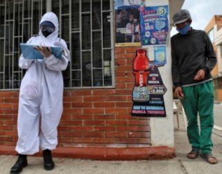 Colombia suma 680 casos y llega a 13.610 positivos para coronavirus