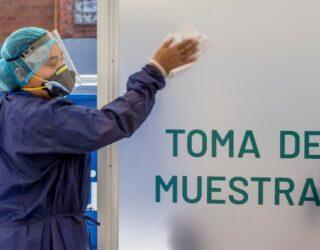 Colombia supera las 10 mil muertes por culpa del coronavirus