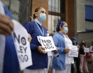 El derecho a la huelga no está prohibido en todo el sector salud