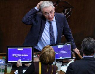 Uribe, el caso en el que pasó de acusador a acusado