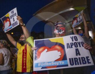 Medida contra Uribe, ¿prueba para la unidad del Centro Democrático?