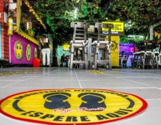 Bares podrán vender licor en municipios no covid o con pocos contagios