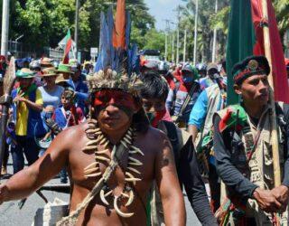 La minga indígena viajará hasta Bogotá, saldrán este miércoles desde Cali