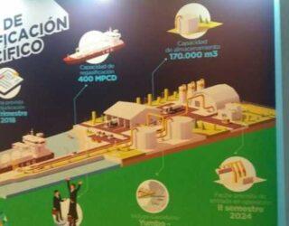 La planta regasificadora de Buenaventura se adjudicaría en el primer trimestre del año próximo