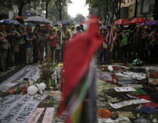 Minga indígena volverá al Cauca después del paro nacional