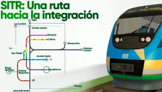 El tren de cercanías en el Valle hará 17 millones de viajes