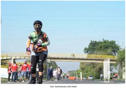 El Valle tuvo la ciclovía intermunicipal más larga de Latinoamérica