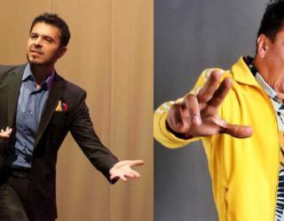 El comediante Diego Camargo y Tato Devia fueron víctimas de atraco
