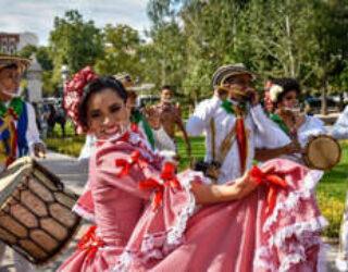 Carnaval de Barranquilla, con su brillo en Feria del libro de Madrid
