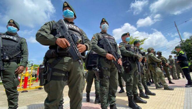 Inteligencia y Policía Judicial, refuerzos contra el delito en Barranquilla
